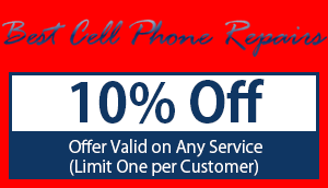 Cell Phone Repair in Odessa TX | Cell Phone Screen Repair in Odessa TX | Best Cell Phone Repair 10% Off Discount Icon